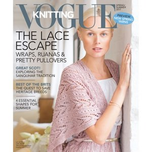 Vogue Knitting International Magazine - '17 Spring/Summer