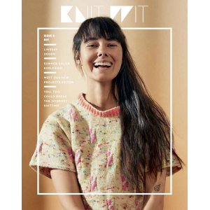 Knit Wit Magazine - Issue 6: Hot