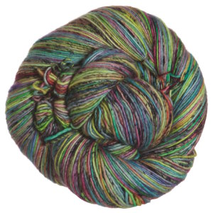Madelinetosh Tosh Merino Light Onesies Yarn - Electric Rainbow
