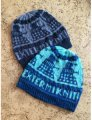 merryClusters Patterns - Extermiknit Hat