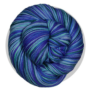 Cascade Heritage Silk Paints Yarn - 9926 Blue Seas