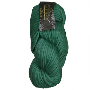 Cascade Magnum Yarn - 9666 Malachite Green
