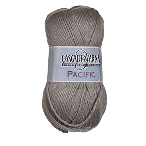 Cascade Pacific Yarn - 15 Taupe