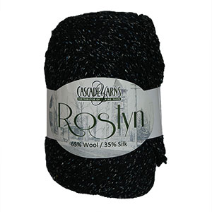 Cascade Roslyn Yarn - 25 Midnight