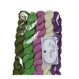 Lorna's Laces String Quintet Packs Yarn - '17 August - Voyager