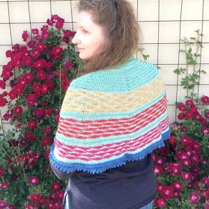 merryClusters Patterns - Maypril Shlowers - PDF DOWNLOAD Pattern