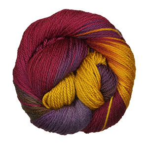 Lorna's Laces Shepherd Sport Yarn - '17 November - Raise Your Gobble-let!