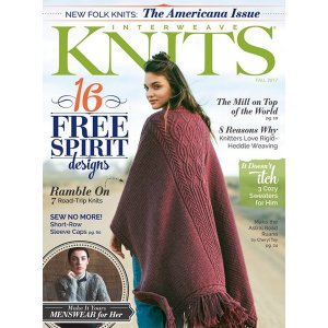Interweave Knits Magazine - '17 Fall
