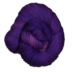 Delicious Yarns Frosting Fingering Yarn - Grape