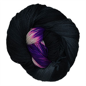 Delicious Yarns Sweets Fingering Yarn - Blackberry