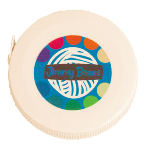 Jimmy Beans Wool Logo Gear - Tape Measures