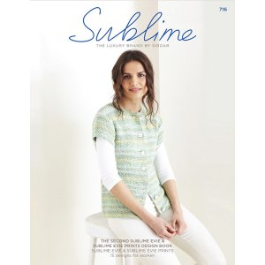 Sublime Books - 716 - The Second Sublime Evie & Sublime Evie Prints Design Book