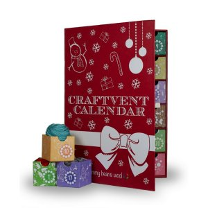 Jimmy Beans Wool Craftvent Calendar - 2017 - Wintergreen