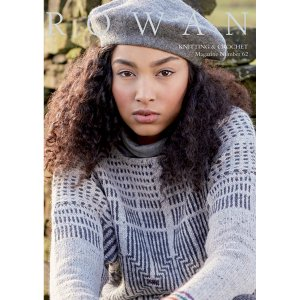 Rowan Knitting Magazines - Rowan Knitting Magazine #62