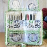 Chicken Boots Interchangeable Needle Case - Market