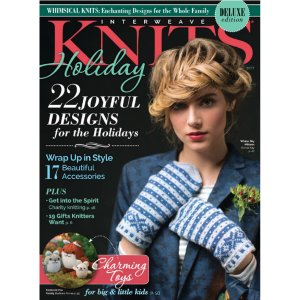 Interweave Knits Magazine - '17 Holiday - Deluxe Edition