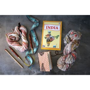 Jimmy Beans Wool Passport to India - Amulet