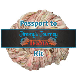 Jimmys Pick - Pack your bags - we're going to India!
