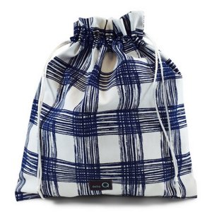 della Q Eden Cotton Project Bag (115-2) - 201 Lloyd (Heavy)