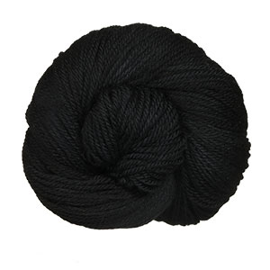 Swans Island Sterling Collection Worsted Yarn - Obsidian