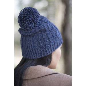 Berroco Portfolio Vol. 4 Patterns - Cavilleri Hat & Cowl - PDF DOWNLOAD Pattern