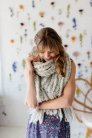 Knit Collage Patterns - Joie Brioche Scarf - PDF DOWNLOAD