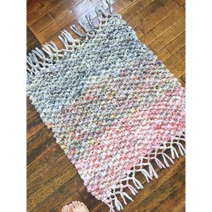 Knit Collage Patterns - Wanderlust Ombre Blanket - PDF DOWNLOAD Pattern