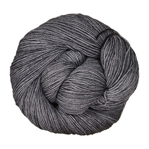 MJ Yarns Opulent Fingering Yarn - Steel