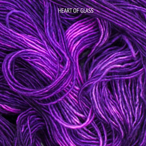 Madelinetosh Pashmina Yarn - Heart Of Glass (Discontinued)