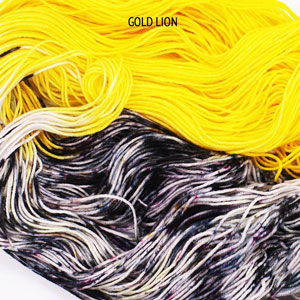 Madelinetosh Pashmina Yarn - Gold Lion (New - Spring 2018)