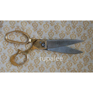"Rupalee Handmade Scissors - SC6: 6"" Home & Office/All Purpose Daily Scissors"