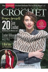 Interweave Crochet Magazine - '18 Winter