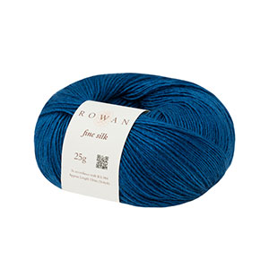 Rowan Selects Fine Silk Yarn - 0105 - Peacock