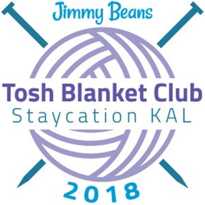 Madelinetosh 2018 Tosh Blanket Club: Staycation KAL