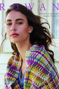 Rowan Knitting Magazines - Rowan Knitting Magazine #63