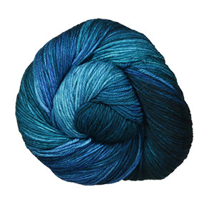 Malabrigo Arroyo Yarn - 685 Greenish Blue