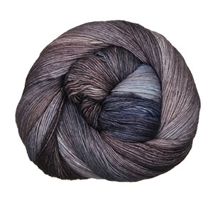 Malabrigo Lace Yarn - 845 Cirrus Grey