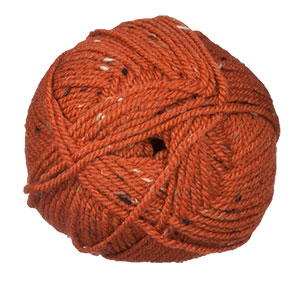 Plymouth Yarn Encore Tweed Yarn - T456 Spiced Pumpkin
