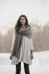 Blue Sky Fibers The Classic Series Patterns - Endless Wrap - PDF DOWNLOAD Pattern