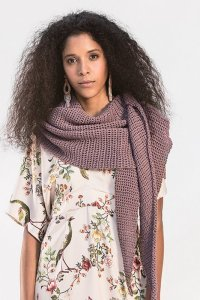 Blue Sky Fibers Patterns - The Classic Series Patterns - Crosby Crochet Wrap - PDF DOWNLOAD