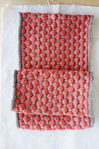 Madelinetosh Tosh Patterns - Bubble Wrap Cowl - PDF DOWNLOAD Pattern