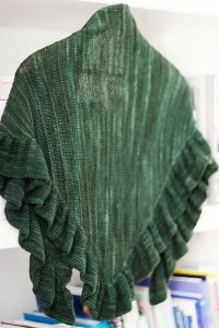 Madelinetosh Patterns - Tosh Patterns - Catherine's Shawl - PDF DOWNLOAD