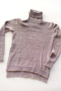 Madelinetosh Tosh Patterns - Minimal Pullover - PDF DOWNLOAD Pattern