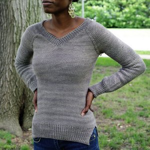 Madelinetosh Patterns - Tosh Patterns - Boyfriend Sweater - PDF DOWNLOAD
