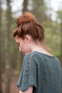 Berroco Portfolio Vol. 5 Patterns - Juniper Top - PDF DOWNLOAD Pattern