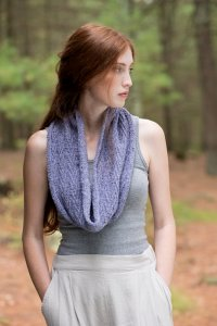 Berroco Portfolio Vol. 5 Patterns - Cohansey Cowl - PDF DOWNLOAD Pattern