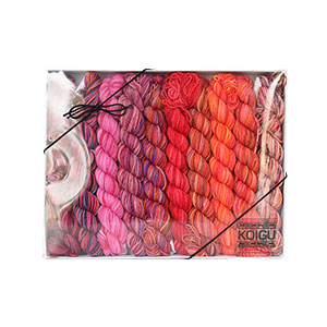 Koigu Pencil Pack Yarn - Lipstick