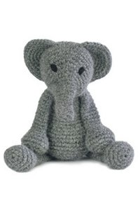 Toft Amigurumi Crochet Kit - Bridget the Elephant