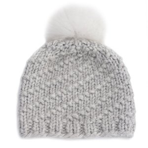 Toft Knitting Hat Kit - Loch Hat