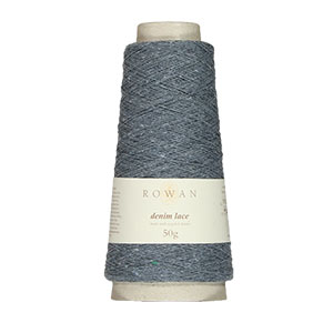 Rowan Selects Denim Lace Yarn - 07 Ocean Floor